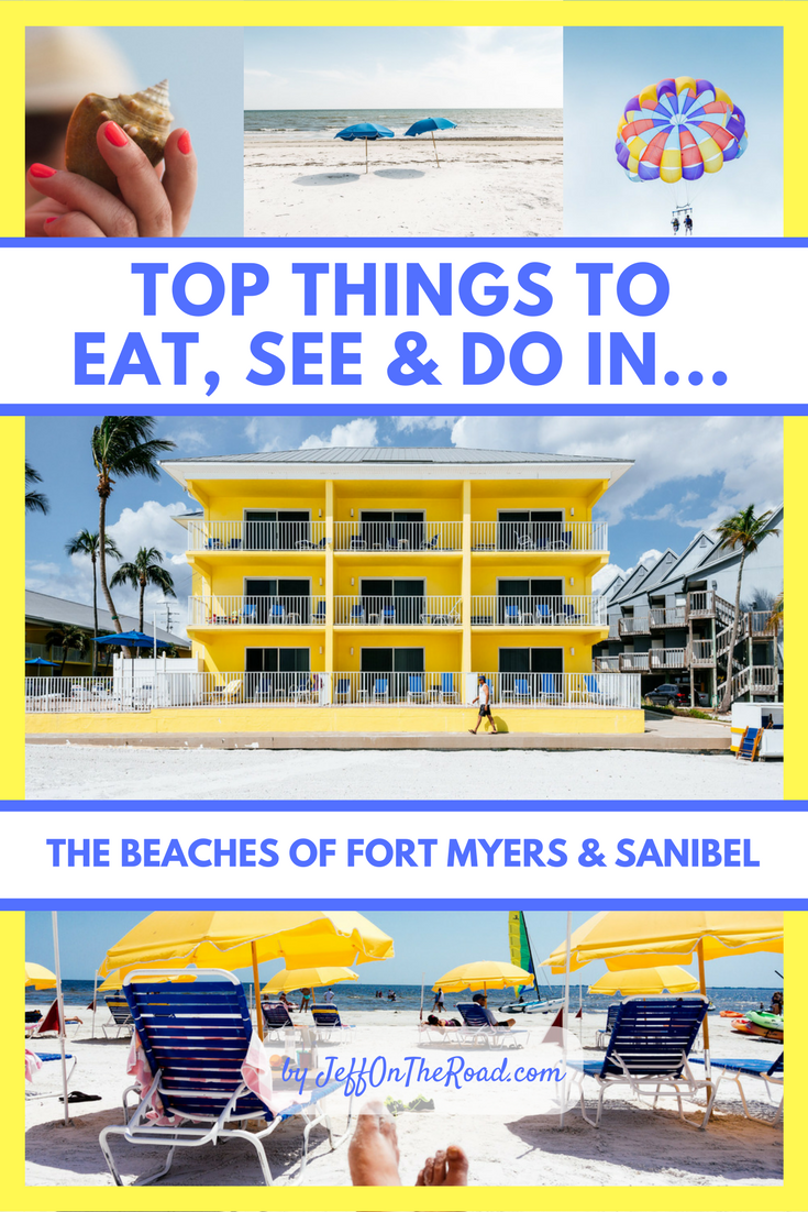 The Beaches Of Fort Myers & Sanibel Island