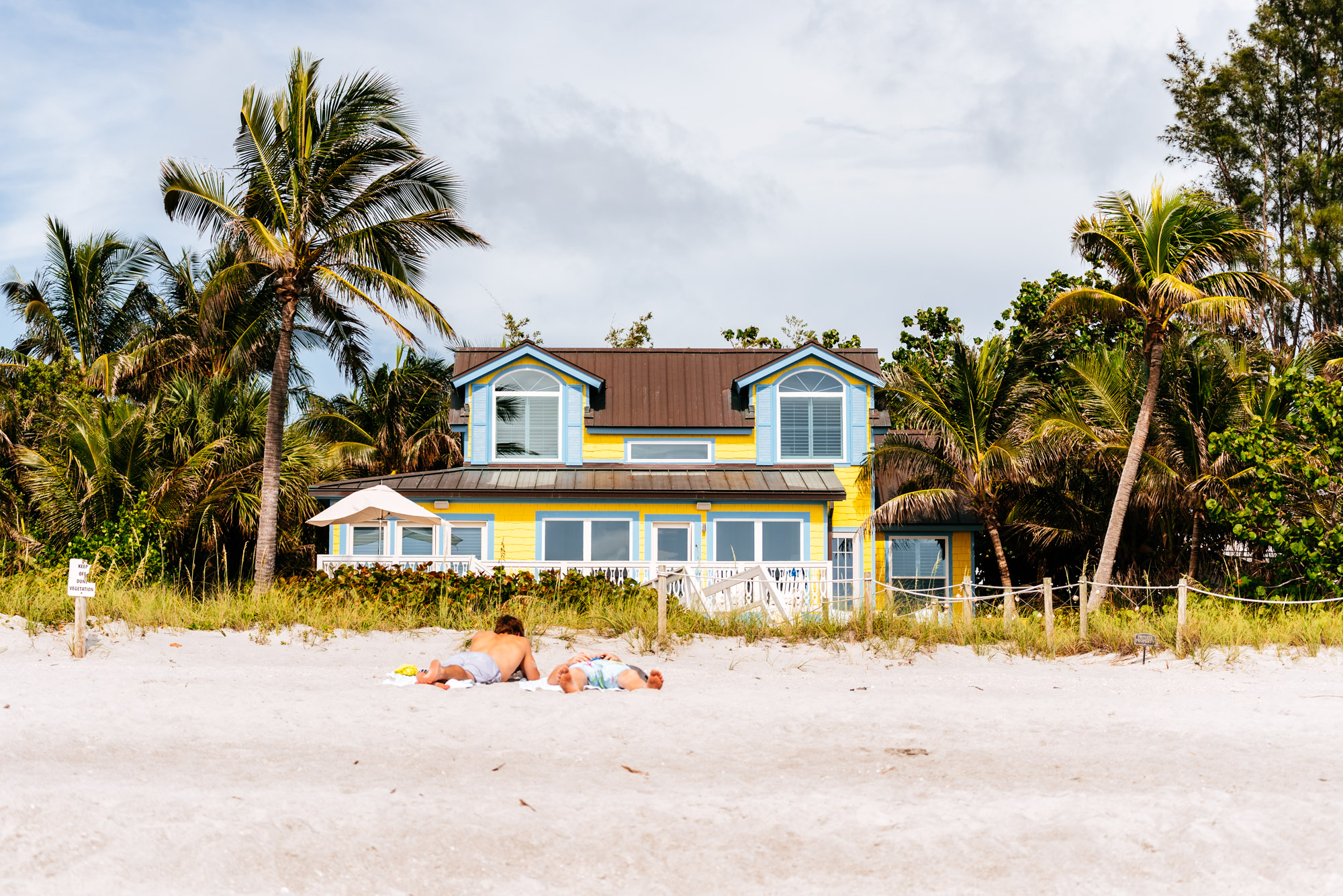 Jeff On The Road - The Beaches of Fort Myers and Sanibel Island - Captiva Beach