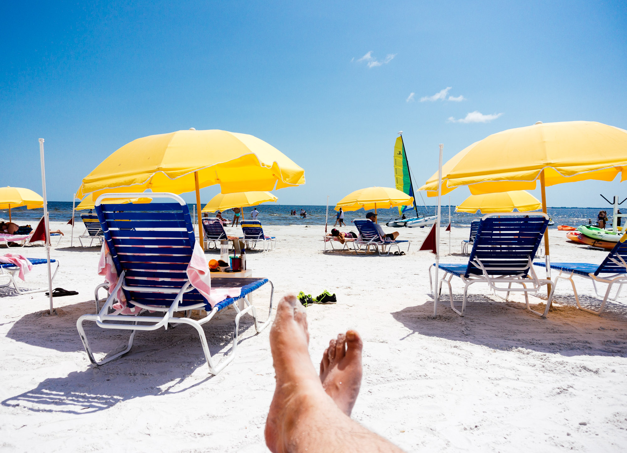 Jeff On The Road - The Beaches of Fort Myers and Sanibel Island - Pink Shell Resort