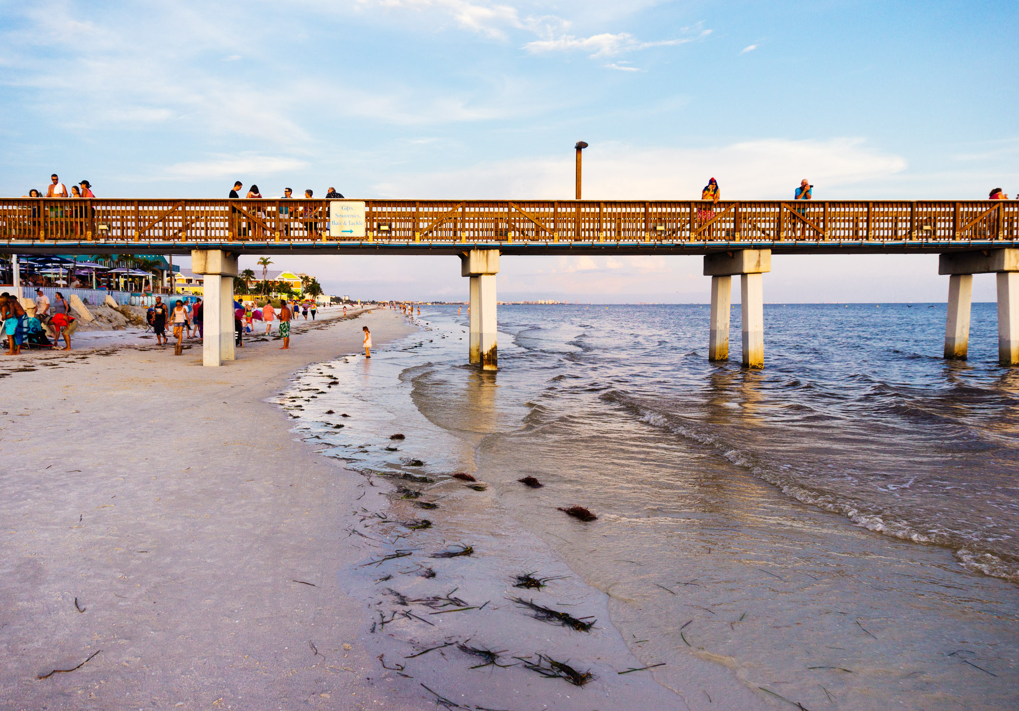 Jeff On The Road - The Beaches of Fort Myers and Sanibel Island