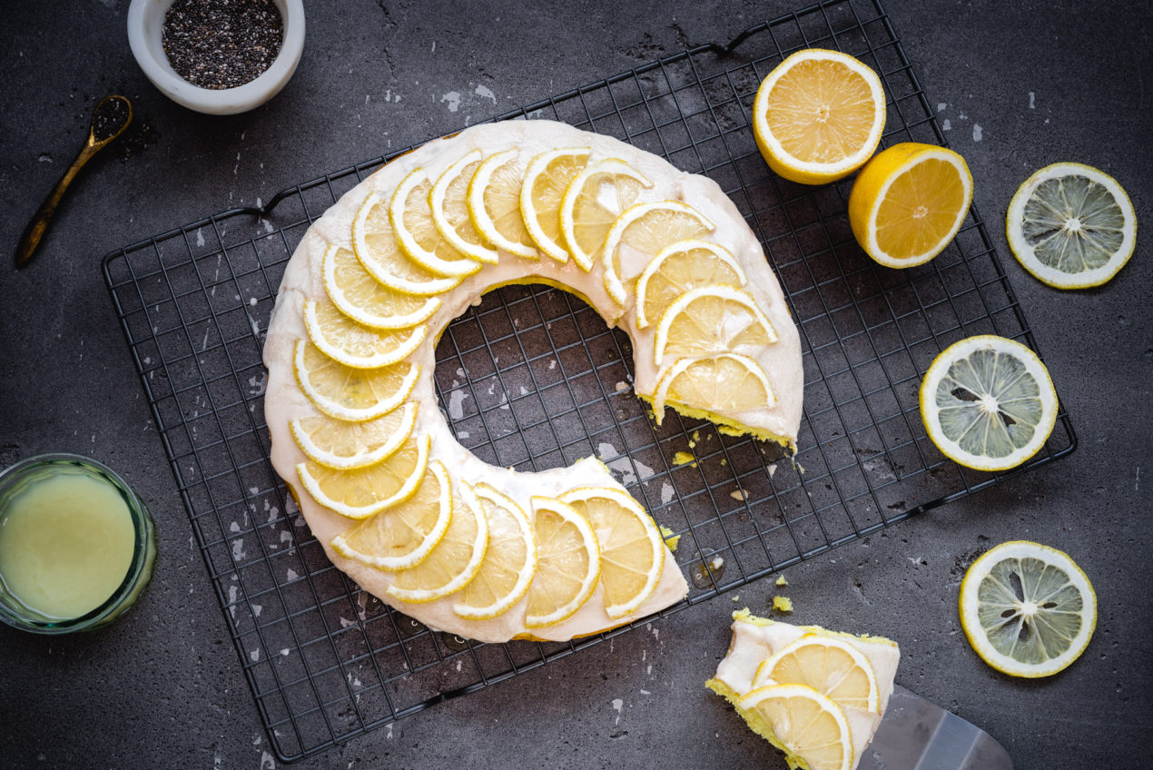 Jeff On The Road - Photography - Food Styling - IKEA Lemon Cake - All photos are under Copyright  © 2017 Jeff Frenette Photography / dezjeff. To use the photos, please contact me at dezjeff@me.com.