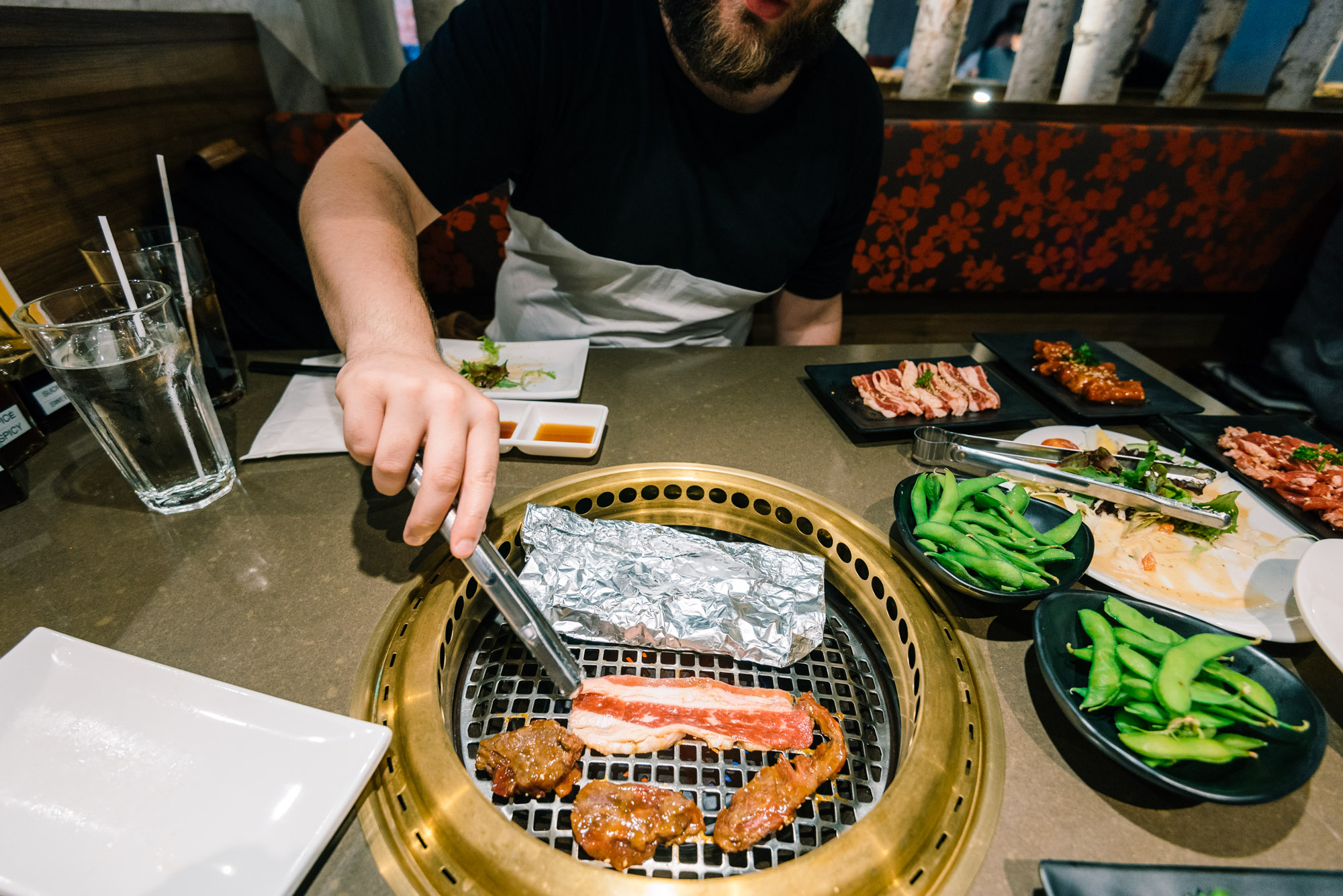 Jeff On The Road - Food - Montreal - Gyu-Kaku Japanese BBQ - All photos are under Copyright © 2017 Jeff Frenette Photography / dezjeff. To use the photos, please contact me at dezjeff@me.com.