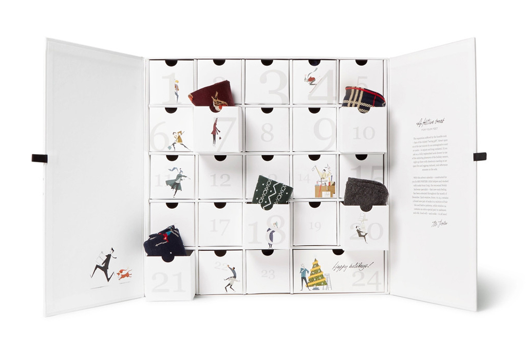 Jeff On The Road - Holidays - Gifts - The 10 Best Advent Calendars For Men - Corgi Sock Advent Calendar