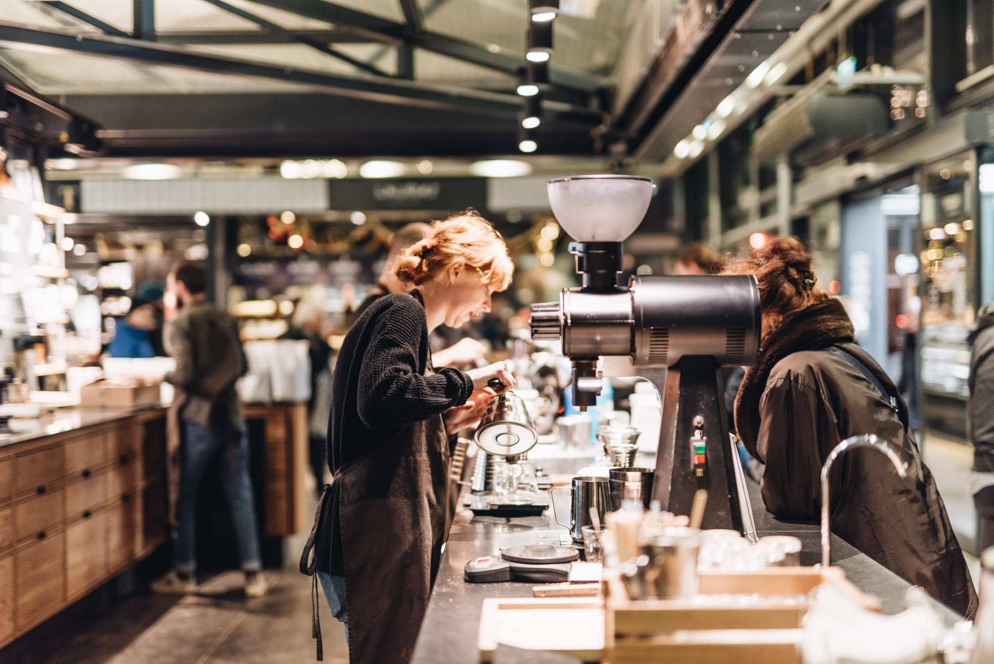 Jeff On The Road - Copenhagen - Coffee - The Coffee Collective -