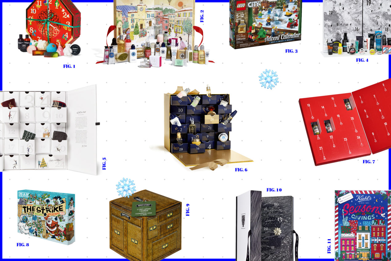 Jeff On The Road - Holidays - Gifts - The 10 Best Advent Calendars For Men - All photos are under Copyright © 2017 Jeff Frenette Photography / dezjeff. To use the photos, please contact me at dezjeff@me.com.