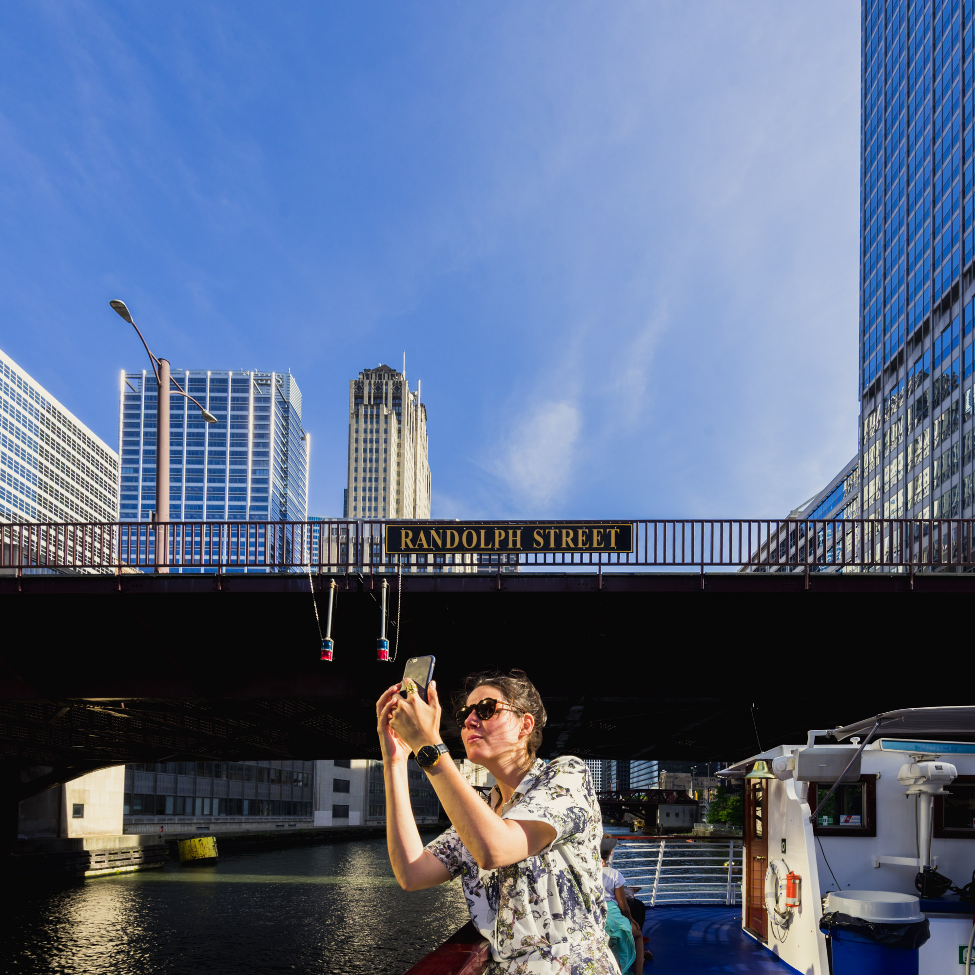 Jeff On The Road - Travel - Chicago - Chicago Architecture Foundation River Cruise - All photos are under Copyright © 2017 Jeff Frenette Photography / dezjeff. To use the photos, please contact me at dezjeff@me.com.