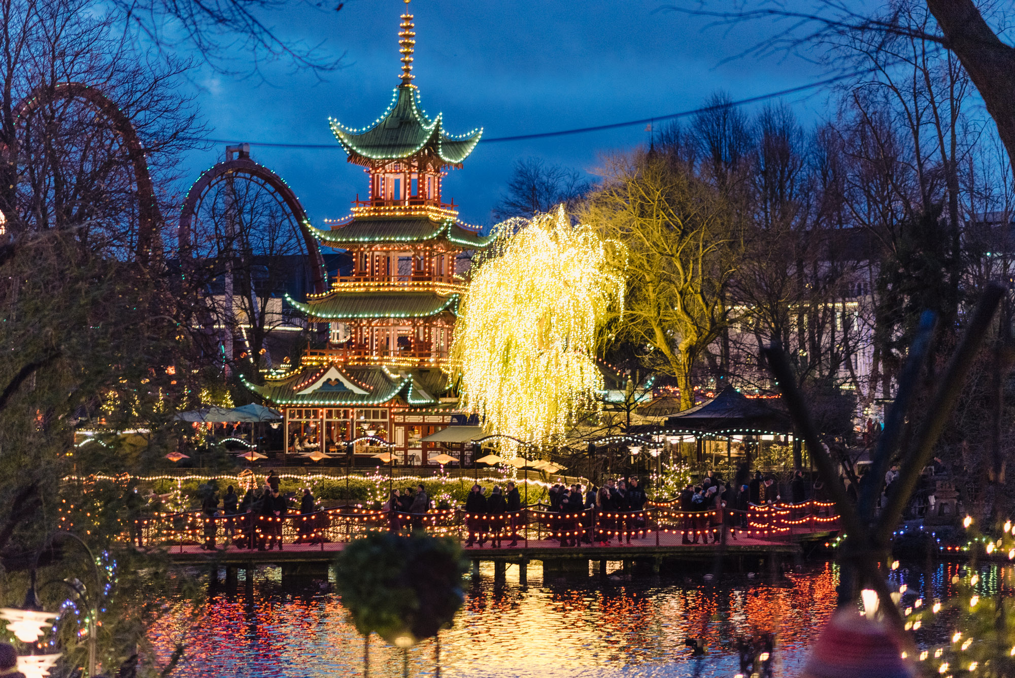 Jeff On The Road - Travel - Copenhagen - Things To Do - Visit Tivoli Gardens - All photos are under Copyright © 2017 Jeff Frenette Photography / dezjeff. To use the photos, please contact me at dezjeff@me.com.