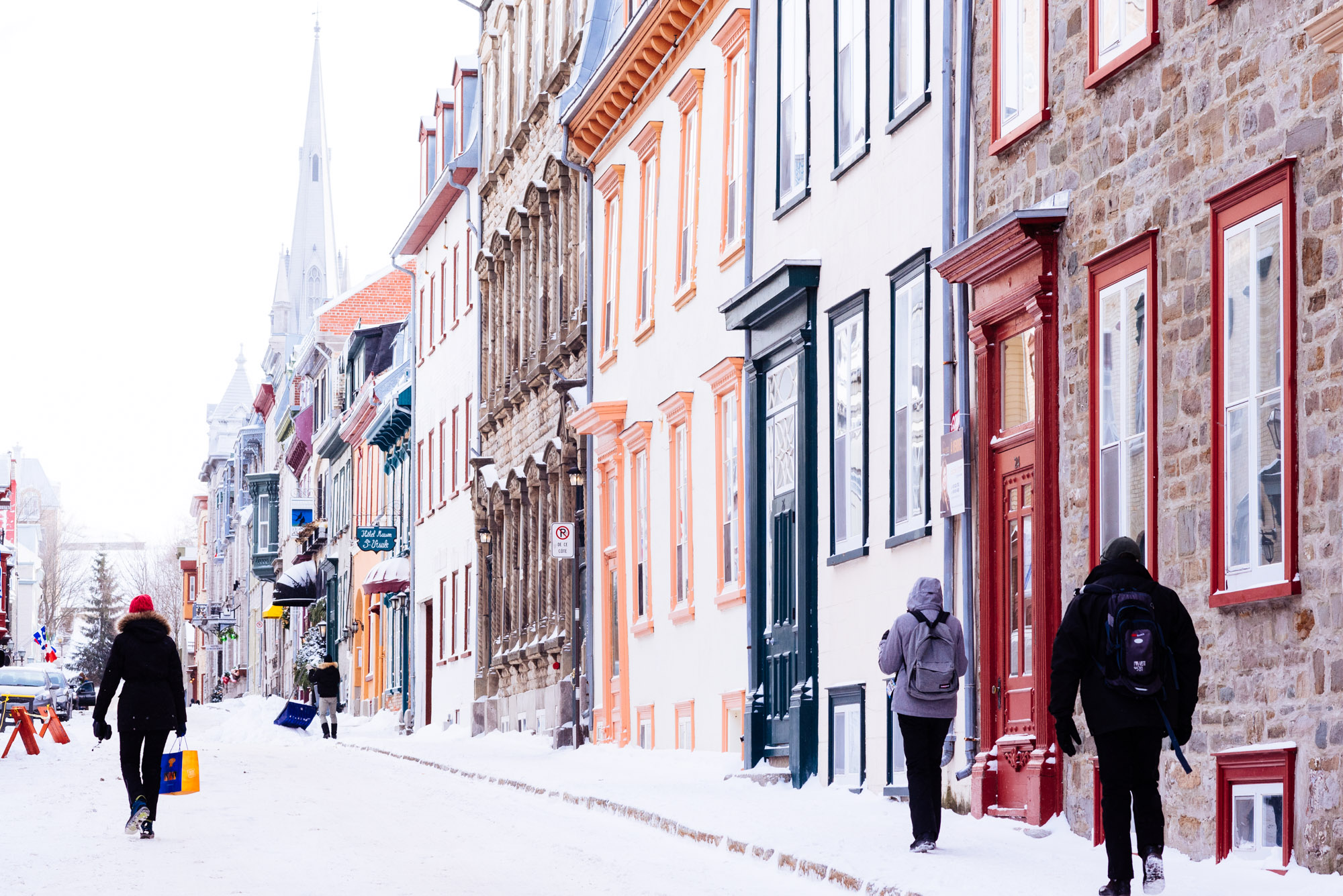 Jeff On The Road - Travel - Quebec City Winter Photos - All photos are under Copyright © 2017 Jeff Frenette Photography / dezjeff. To use the photos, please contact me at dezjeff@me.com.