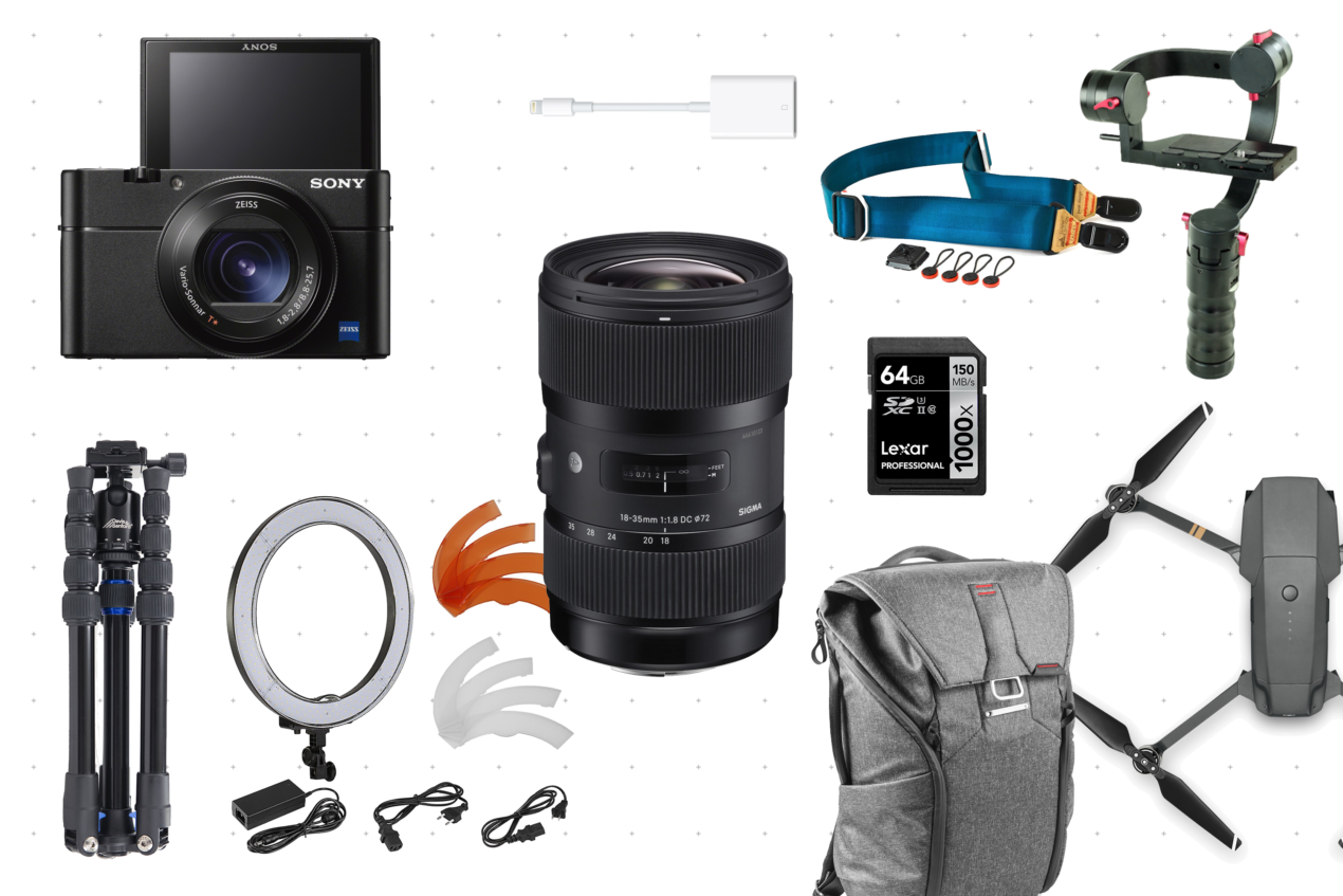 Gift Ideas for Photographers & YouTubers — Jeff On The Road