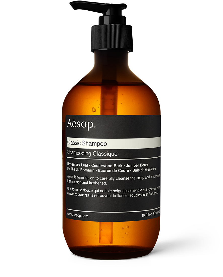 jeffontheroad-gift-ideas-grooming-aesop-classic-shampoo